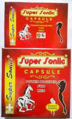 Super Soniic Power Booster Capsules