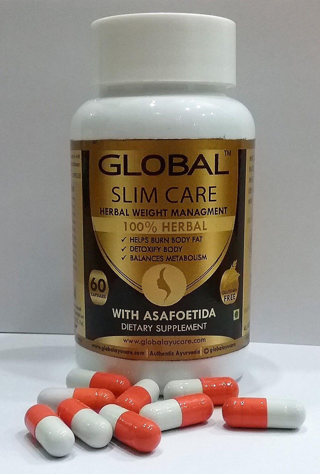 Global Slim Care Capsules For Weight Loss